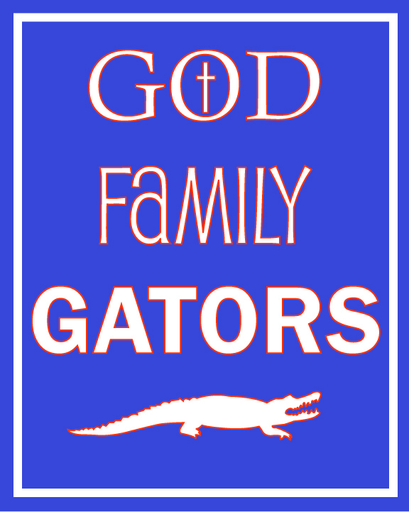 God family gators2