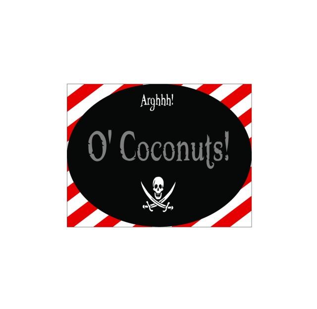 O coconuts